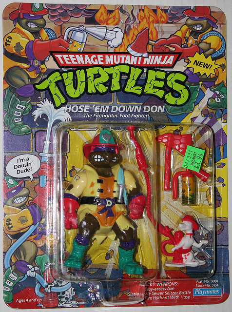 Hose' em Down Don (boxed)