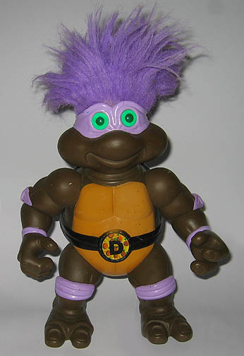 Turtle Troll Don (figure)