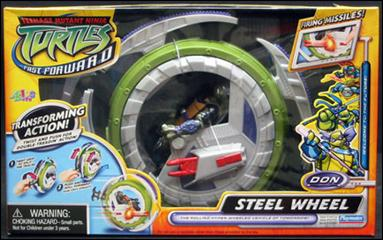 Steel Wheel Don (boxed)