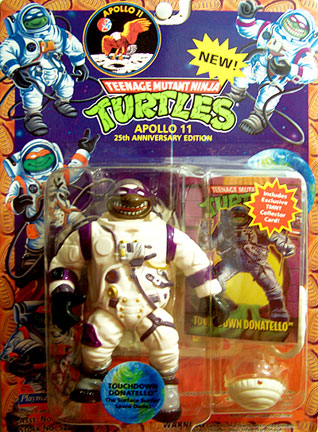Touchdown Donatello (boxed)