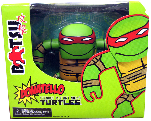 Donatello NECA batsu (boxed)
