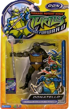 Fast Forward Donatello (boxed)