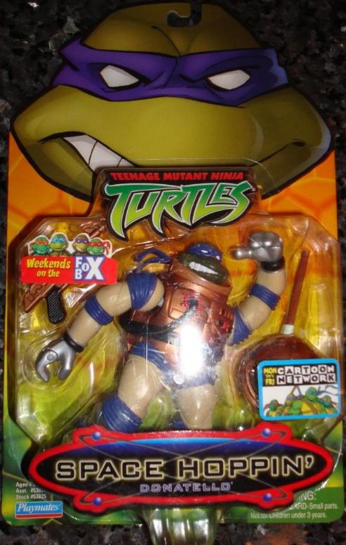 Space Hoppin' Donatello (boxed)
