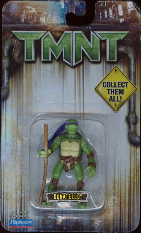 Mini Movie Donatello (boxed)
