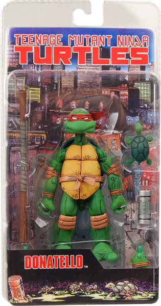 Donatello NECA (boxed)