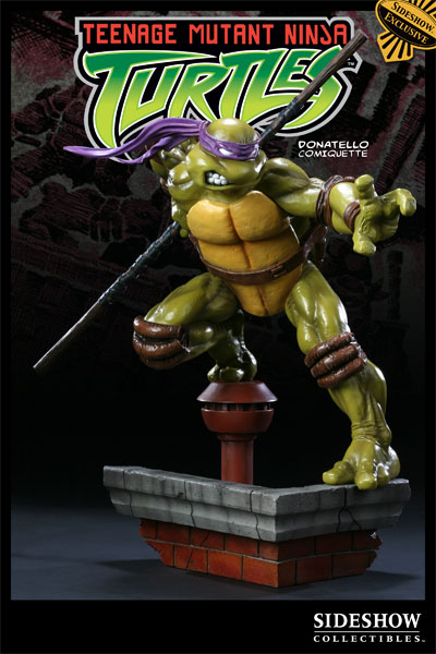 Donatello Sideshow Collectibles (statue)