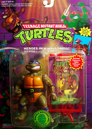 Donatello, the Storage Shell, reissue (boxed)