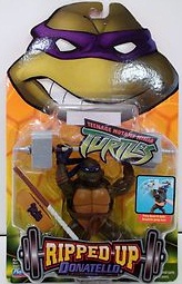Ripped-Up Donatello (boxed)