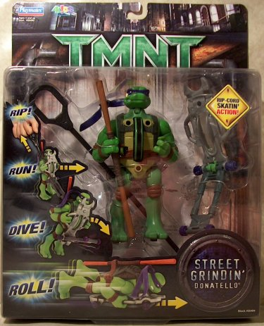 Street Grindin' Donatello (boxed)