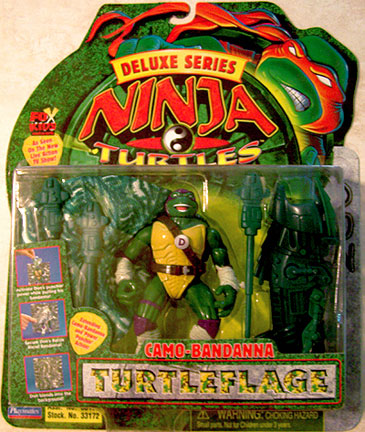 Turtleflage. Camo Banadana Donatello (boxed)