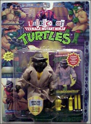 Undercover Donatello (boxed)