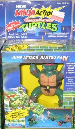 Jump Attack Jujitsu Raph (boxed)