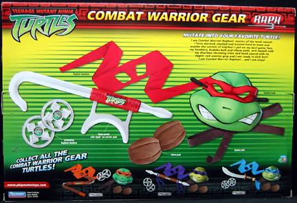 Combat Warrior Gear (boxed)