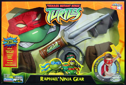 Raphael Ninja Gear (boxed)