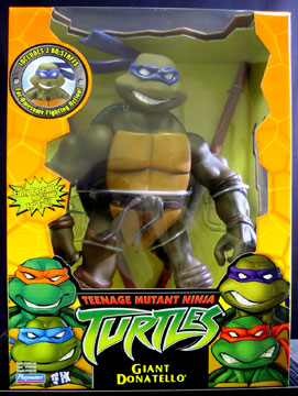 Giant Donatello (boxed)
