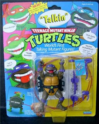 Talkin' Donatello (boxed)