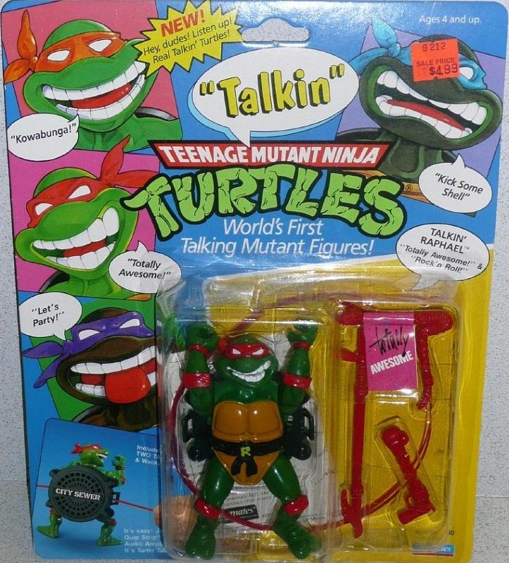 Talkin' Raphael (boxed)