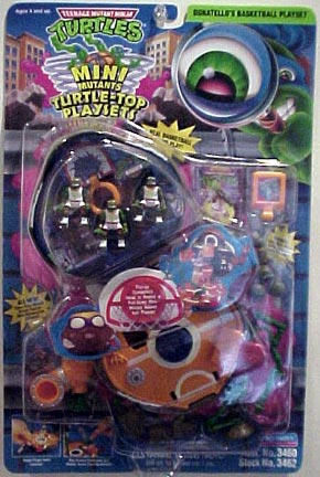 Donatello's Basketball Playset (boxed)