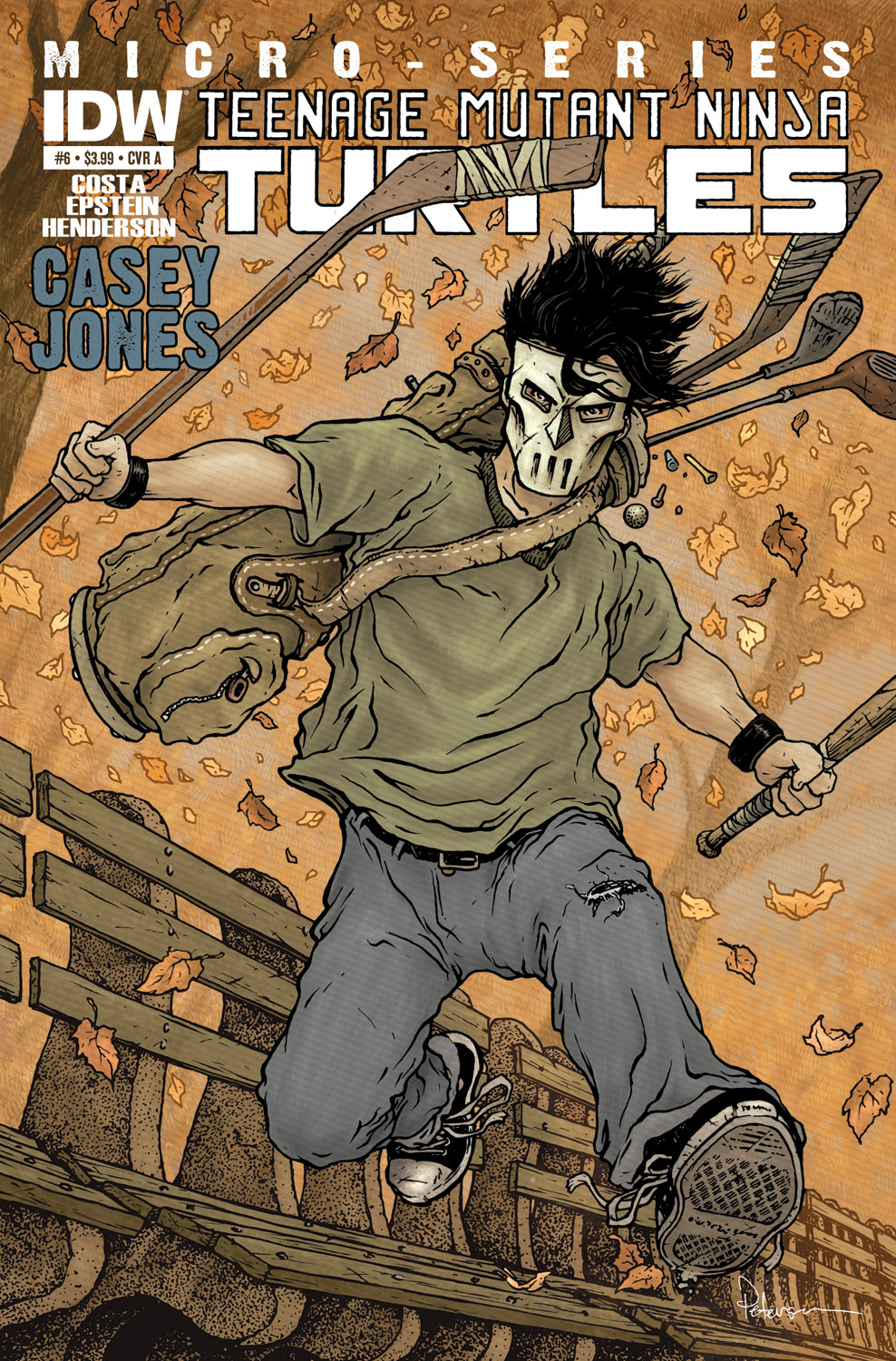 Casey Jones from comics (3)