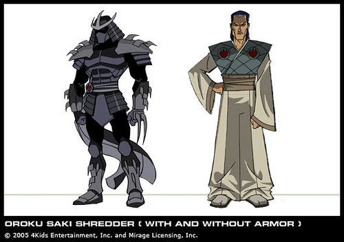 Shredder's concept (1)