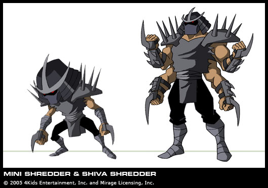 Shredder's concept (3)