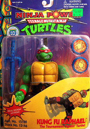 Kung Fu Raphael, reissue (boxed)