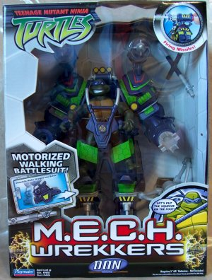 M.E.C.H. Wrekkers Don (boxed)