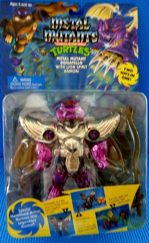 Metal Mutant Dontaello (boxed)