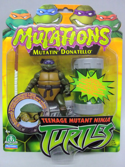 Mutatin' Donatello 2003 (boxed)