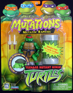 Mutatin' Raphael (boxed)