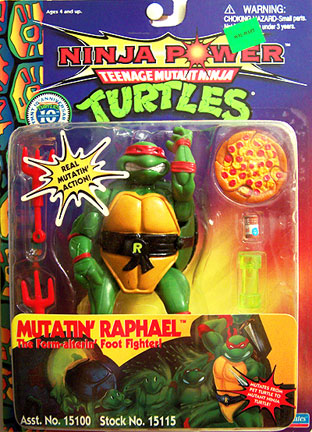 Mutatin' Raphael, reissue (boxed)