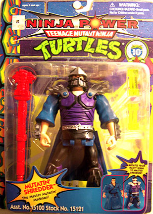 Mutatin' Shredder (boxed)