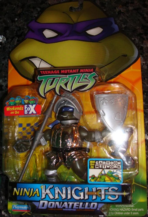 Ninja Knight Donatello (boxed)