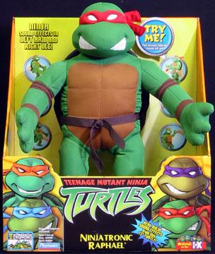 Ninjatronic Raphael (boxed)