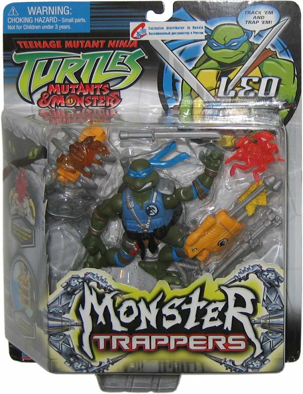Monster Trappers. Leo (boxed)