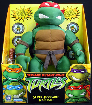 Super-Poseable Raphael (boxed)