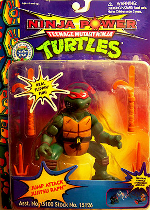 Jump Attack Jujitsu Raph, reissue (boxed)