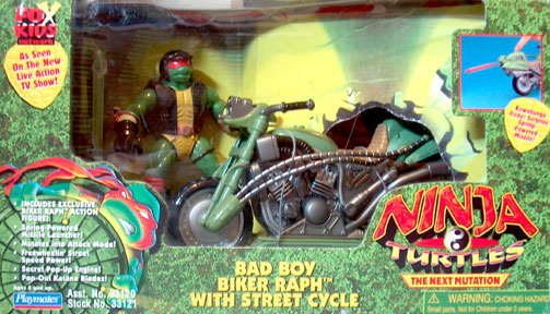 Bad Boy Biker Raph (boxed)