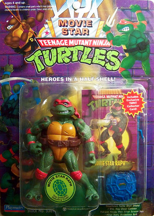 Movie Star Raph, reissue (boxed)