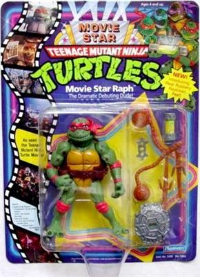 Movie Star Raph (boxed)