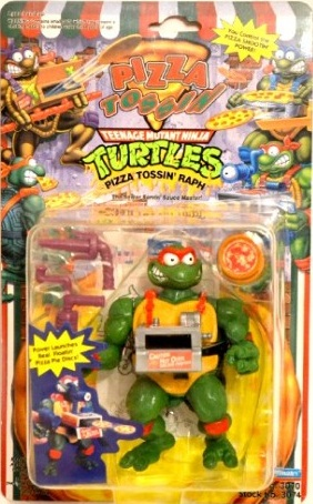 Pizza Tossin' Raph (boxed)