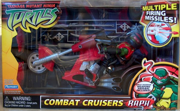 Combat Cruisers. Raph (boxed)