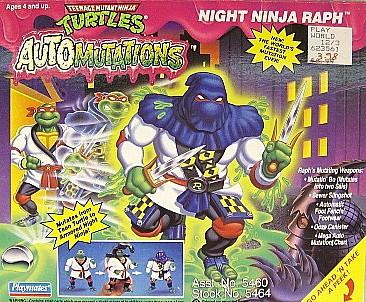 Night Ninja Raph (boxed)