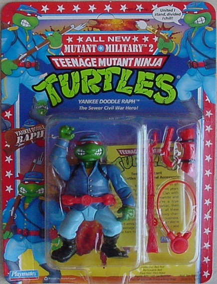 Yankee Doodle Raph (boxed)