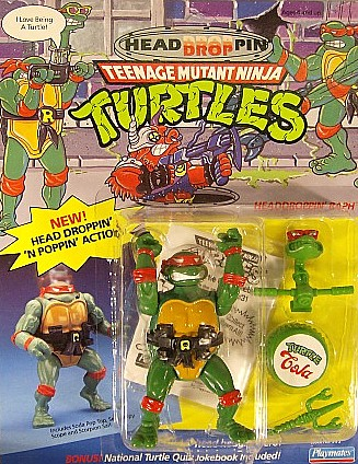Head Droppin' Raph (boxed)