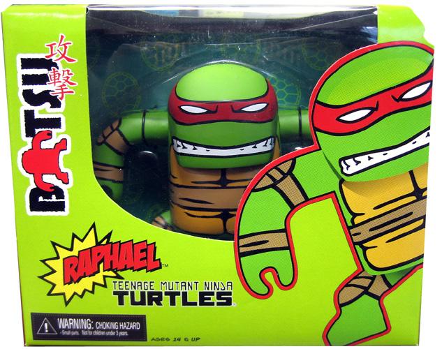 """Raphael (NECA """"Batsu"""") boxed"""