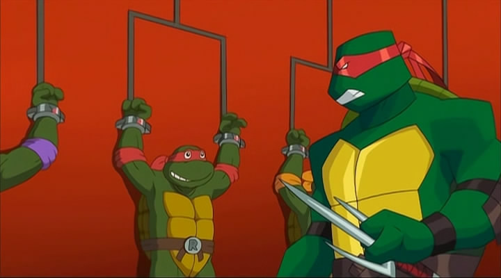 Raphael from Turtles Forever (2)