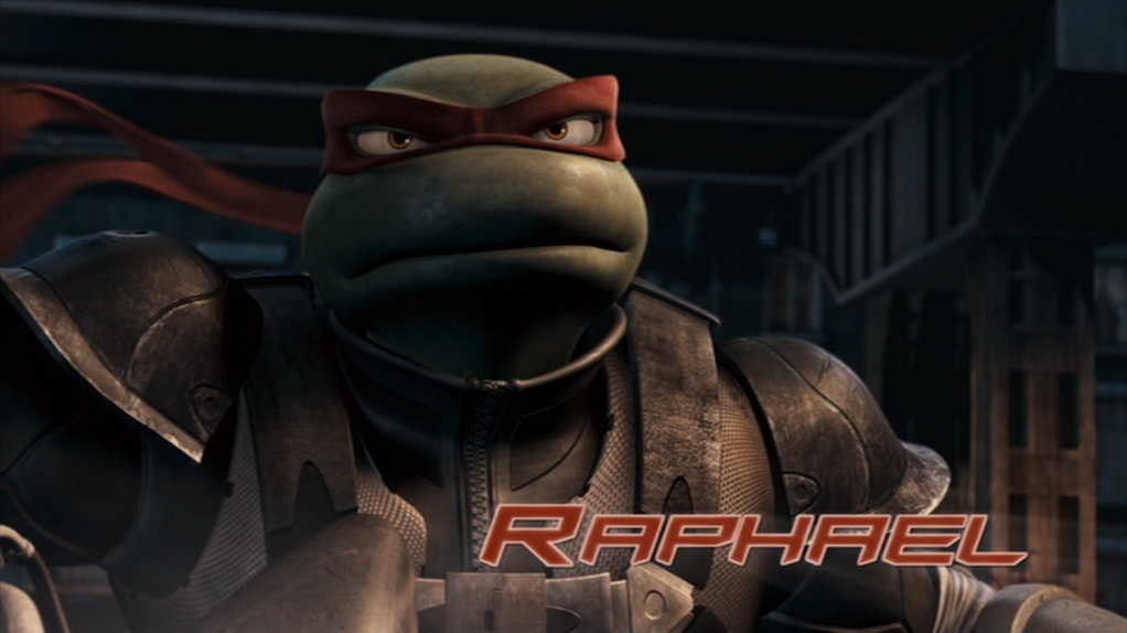 Raphael from TMNT 2007 (1)