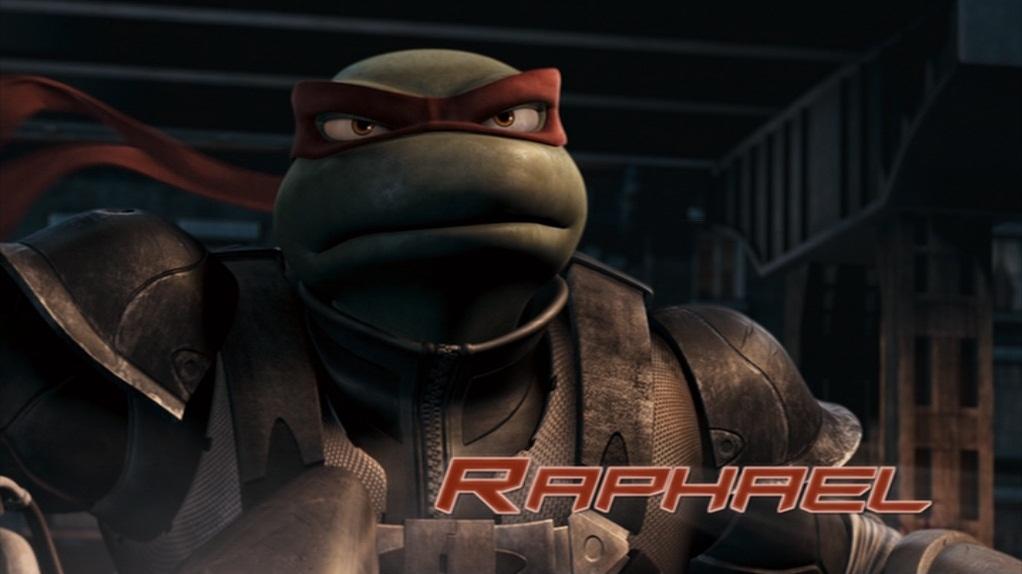 Raphael from TMNT 2007 (1)