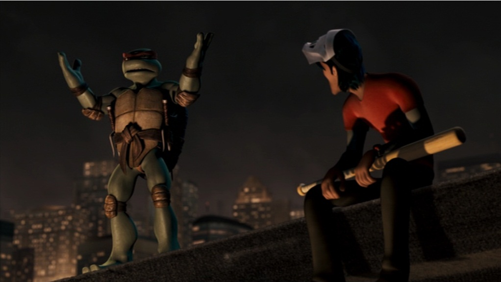 Raphael from TMNT 2007 (2)